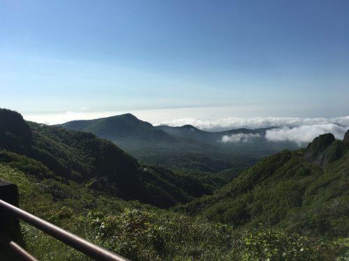 オロフレ峠の雲海