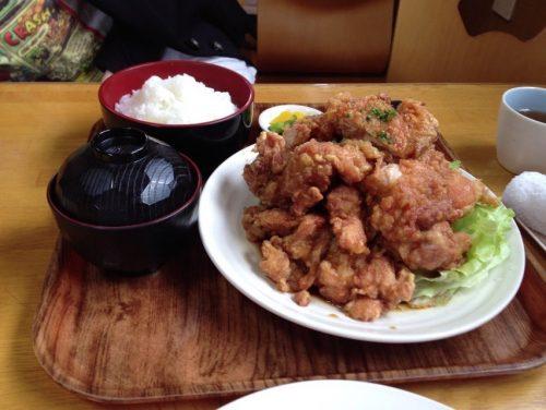 釧路のザンタレ
