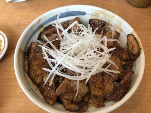 いっぴん普通の豚丼