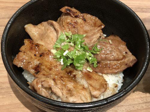 麺屋開高の豚丼