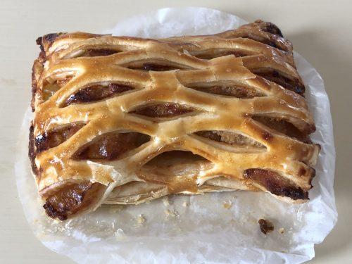 北菓楼のアップルパイ