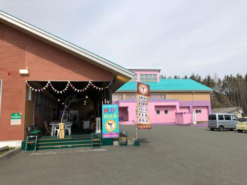 元小学校のお菓子工場