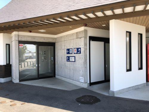 伊達道の駅24時間トイレ