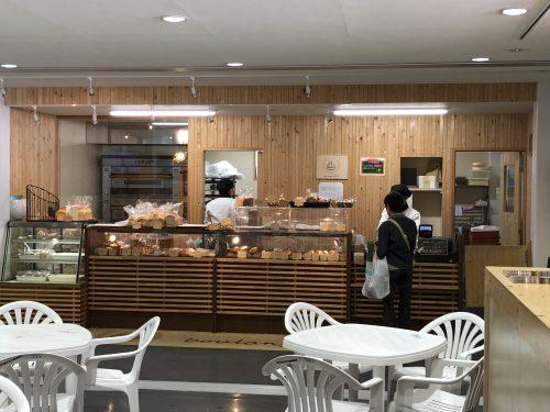 伊達道の駅のパン屋