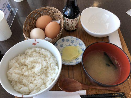 マザーズの卵かけご飯
