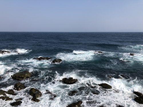 北海道最南端の海
