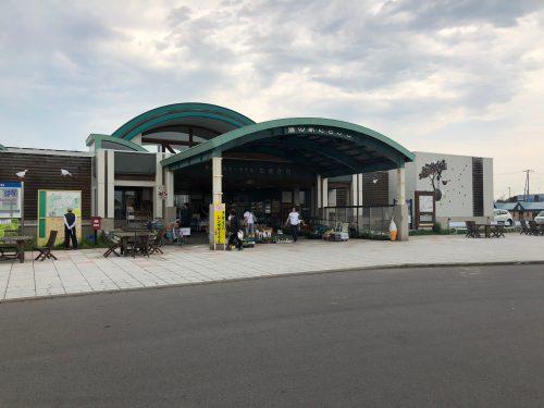 滝川の道の駅