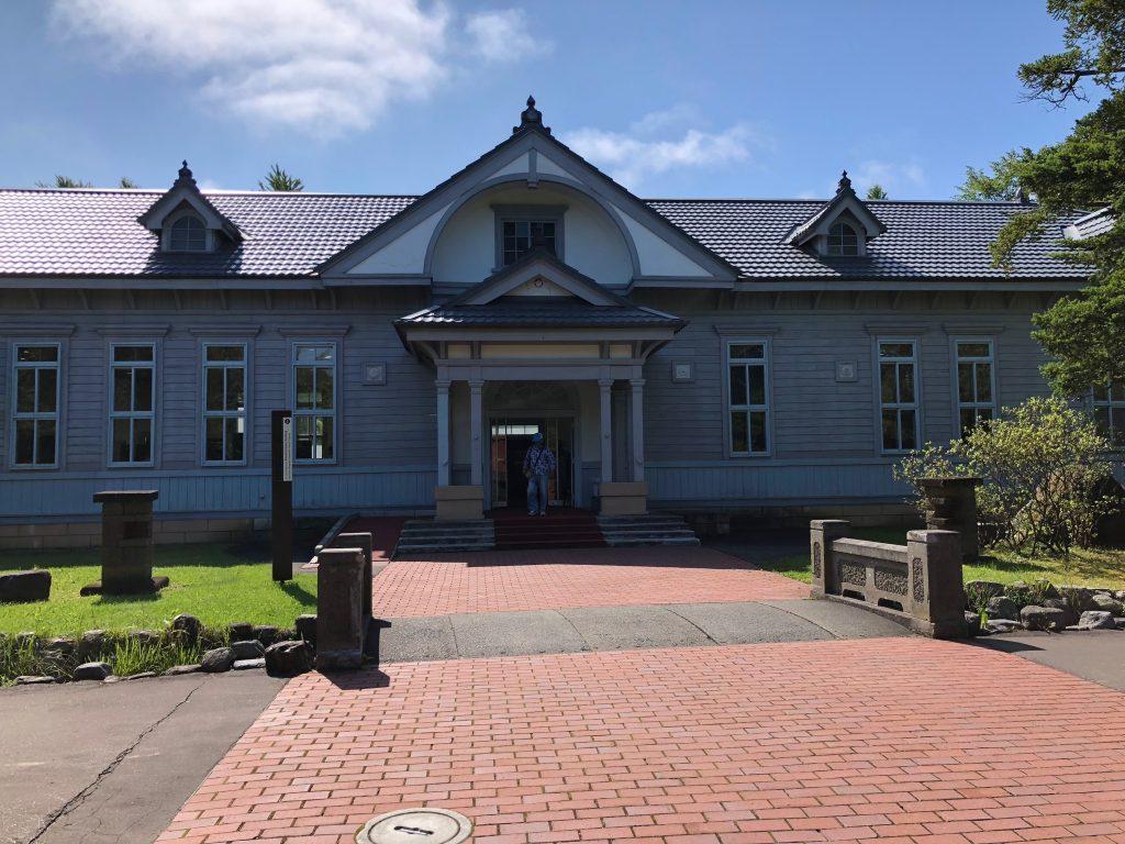 網走監獄の庁舎