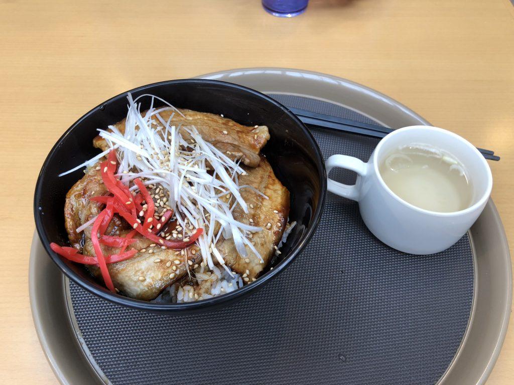 サロマ豚丼